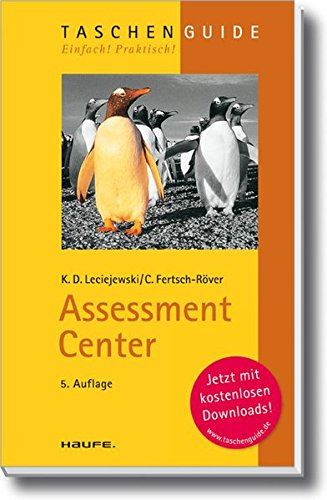 PDF Assessment Center (Haufe TaschenGuide, Band 44) | by ...