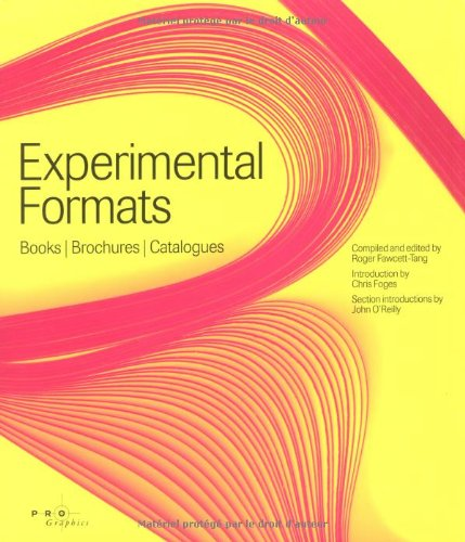 EXPERIMENTAL FORMATS : BOOKS, BROCHURES AND CATALO...