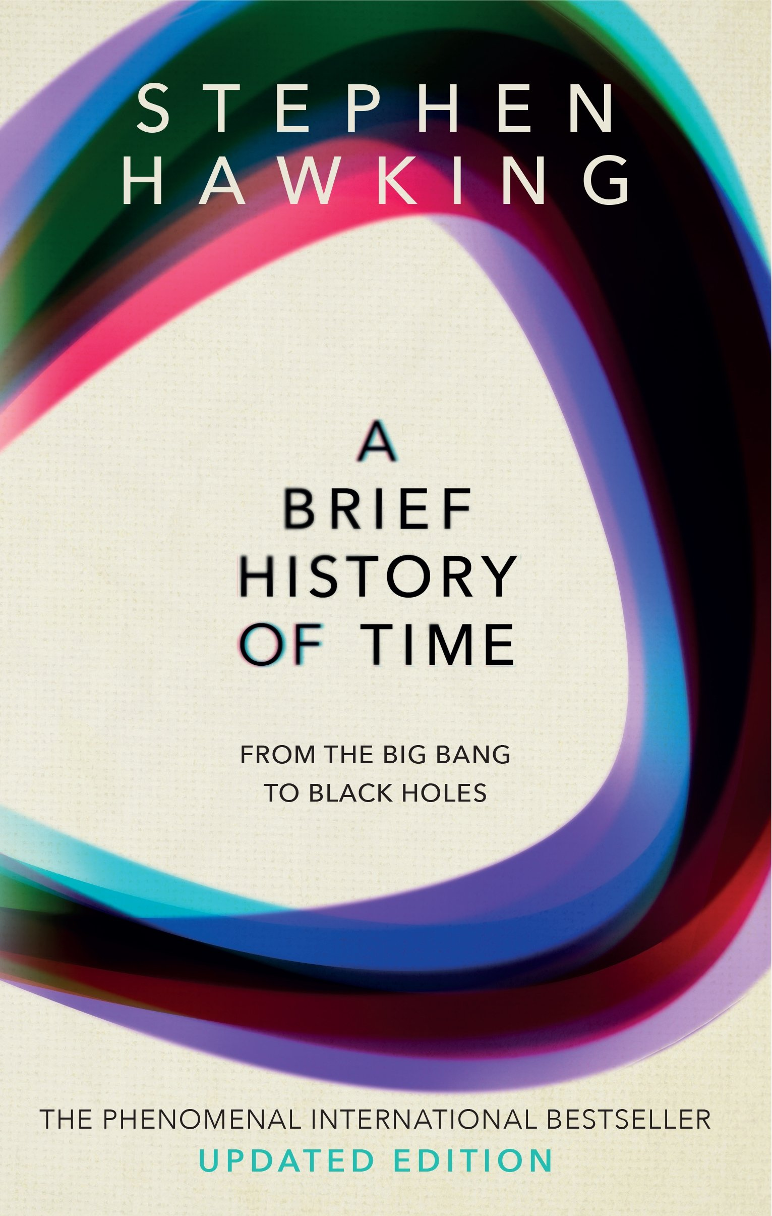 A Brief History Of Time: From Big Bang To Black Ho...