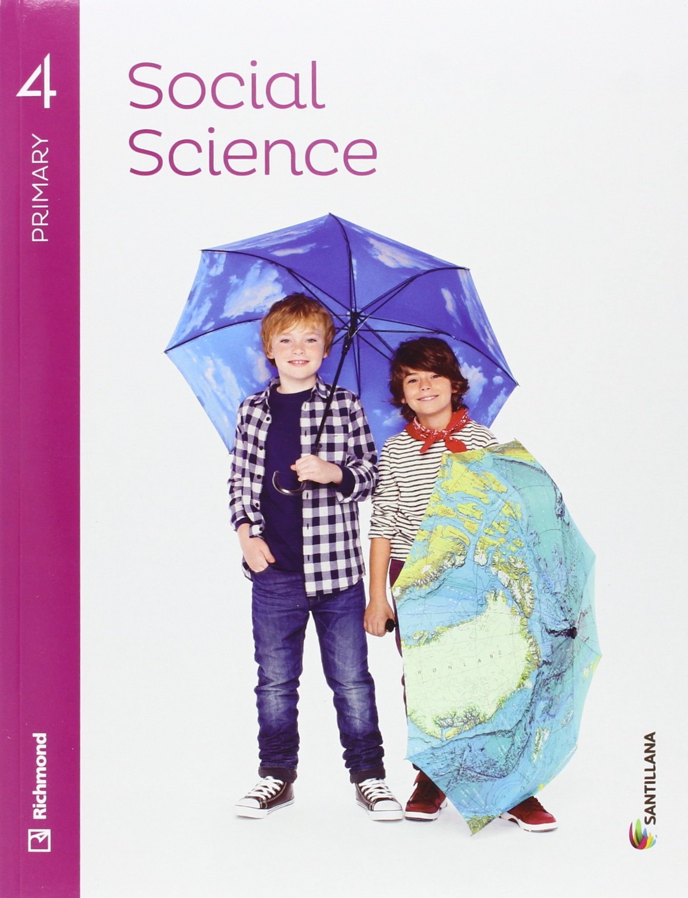 SOCIAL SCIENCE 4 PRIMARY STUDENT'S BOOK + AUDIO - ...