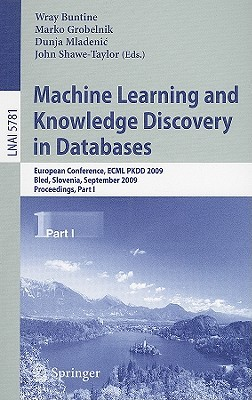 Machine Learning And Knowledge Discovery In Databa...