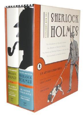 The New Annotated Sherlock Holmes: The Complete Sh...