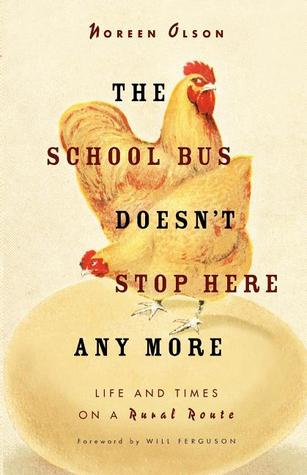School Bus Doesn't Stop Here Anymore