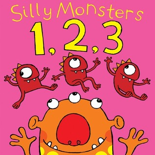 Silly Monsters 1, 2, 3