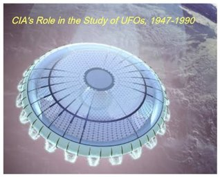CIA's Role in the Study of UFOs, 1947 - 1990 (illu...