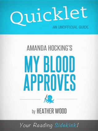 Quicklet on My Blood Approves by Amanda Hocking (B...