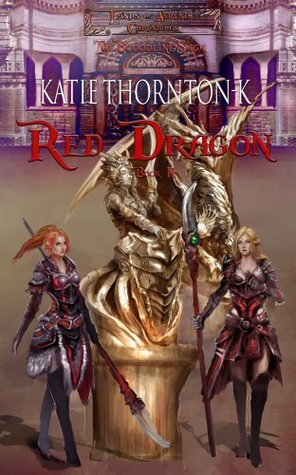 Red Dragon (Lands of Ayrenia Chronicles: The Blood...