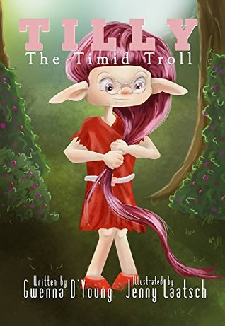 Tilly the Timid Troll (Romper Readers Book 3)