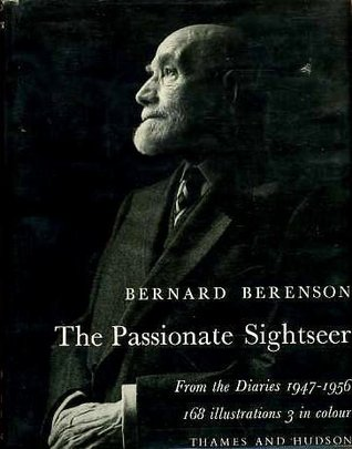 The passionate sightseer: From the diaries,1947-19...