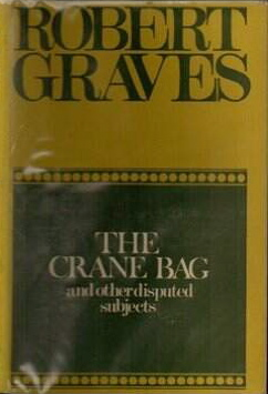 The Crane Bag, And Other Disputed Subjects