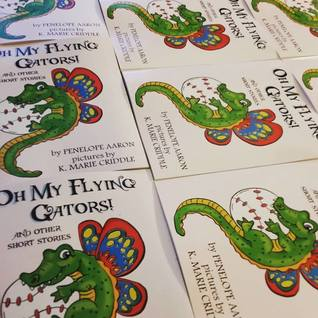 Oh My Flying Gators!: And Other Short Stories