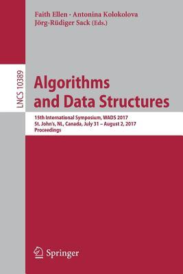 Algorithms and Data Structures: 15th International...