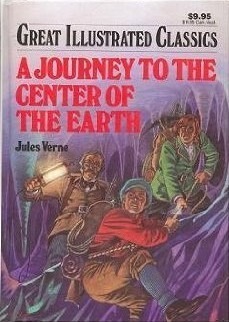 A Journey to the Center of the Earth (Great Illust...